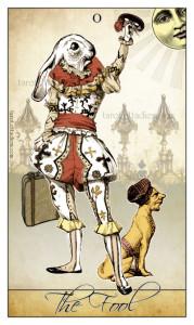 The Isidore Tarot by Bethalynne Bajema