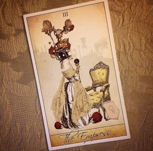 Isisdore Tarot the Empress